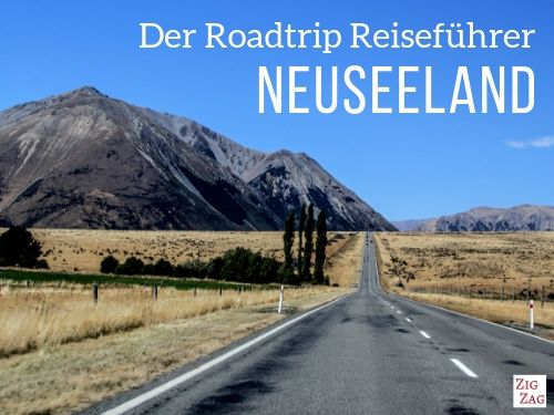 M Roadtrip Reisefuhrer Neuseeland eBook Cover