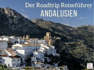 Small Andalusien Reisefuhrer eBook Cover