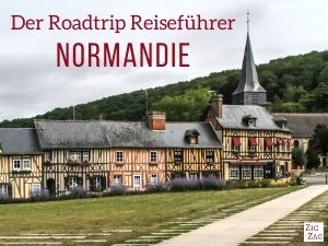 s Normandie Roadtrip Reisefuhrer eBook cover